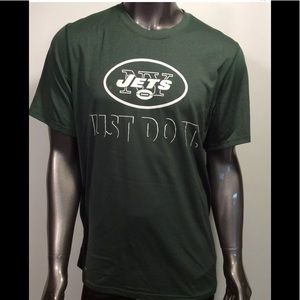 New York Jets NIKE JUST DO IT Classic T-Shirt XL